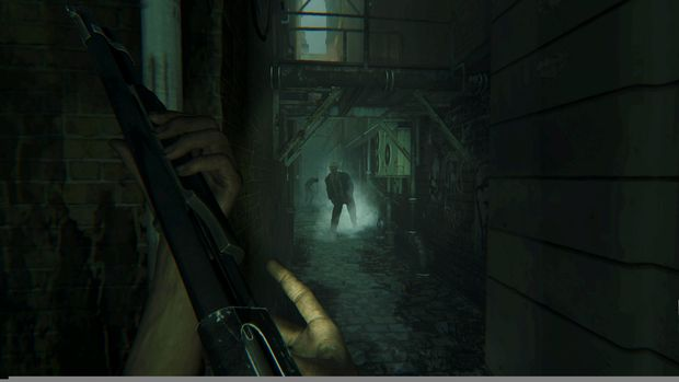 Zombi for PlayStation 4, Xbox One and Windows PC