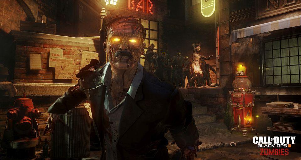 zombie MODE in BO3