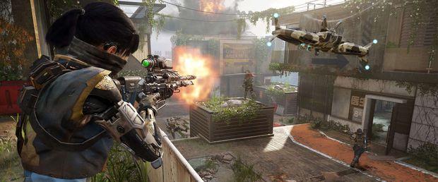 Black Ops III Multiplayer Beta
