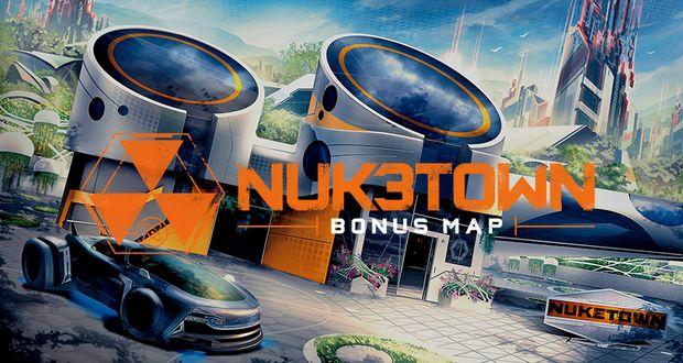 Call of Duty Black Ops 3 brings back Nuketown map