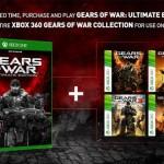 """קנו """"Gears of War: Ultimate Edition"""" ושחקו בחינם בכל המשחקים בסדרה"""