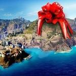 חולמים להיות בעלים של אי בלב ים? סקוור אניקס מחלקת אחד