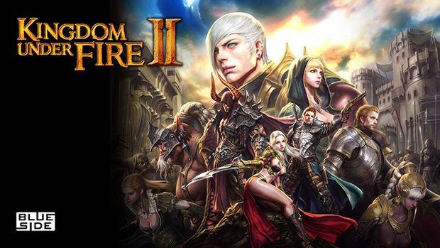 Kingdom Under Fire II ChinaJoy 2015
