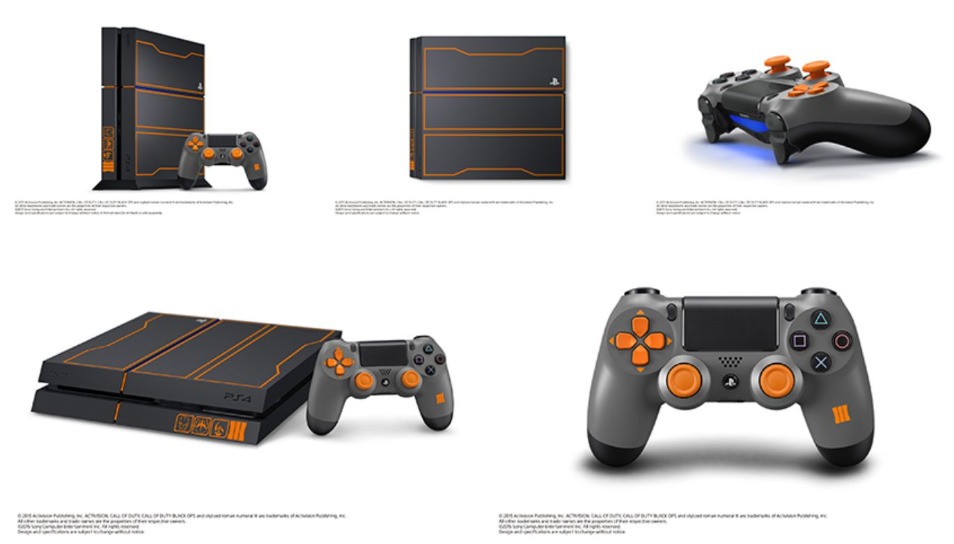 Black Ops III Limited Edition PlayStation 4 Bundle