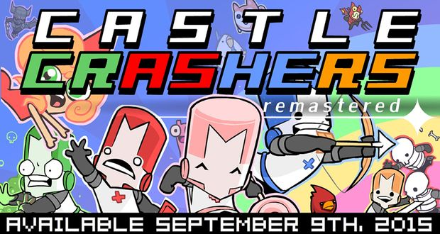 Castle-Crashers-Remastered XBOX ONE