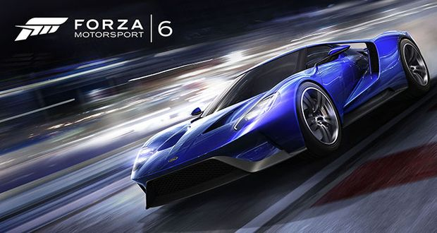 Forza 6 Xbox One Demo Released