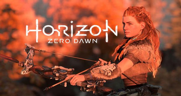 Horizon Zero Dawn gameplay