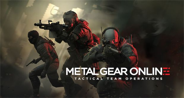 Metal-Gear-Online-Tactical-Team-Operations