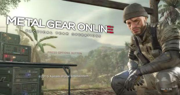 Metal-Gear-Online date
