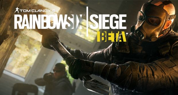 Rainbow Six Siege BETA IS OUT