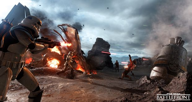 Star Wars Battlefront Beta is Coming October 8th
