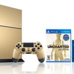 אמריקה: סוני מחלקת 6000 קונסולות PS4 מוזהבות