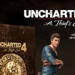 תאריך השחרור ל-Uncharted 4 נחשף לצד החבילות המיוחדות