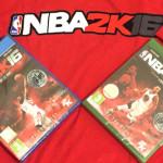 רוצים לזכות בעותק או חולצה של NBA 2K16? כנסו! יש הגרלה [עדכון- יש לנו זוכים!]