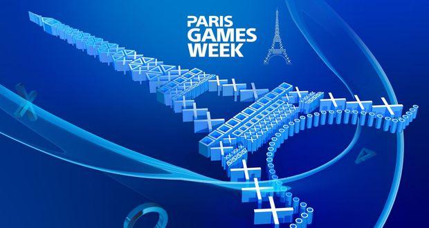 SONY Paris Games Week 2015