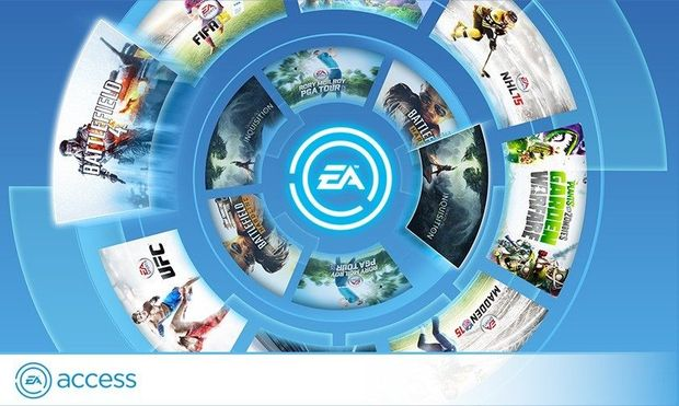 The Vault EA ACCESS