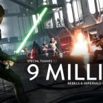 9 מיליון שחקנים ניסו את Star Wars Battlefront