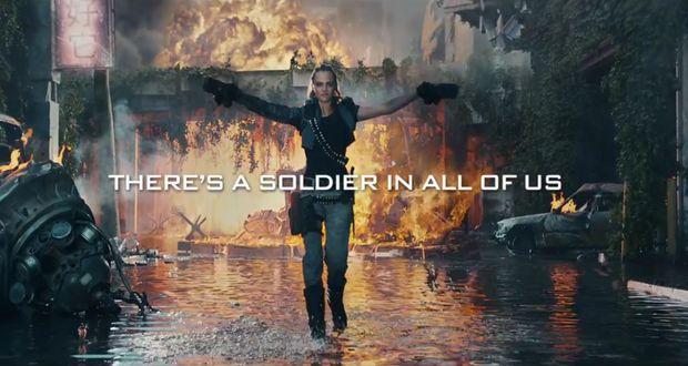 Black Ops III Live Action Trailer