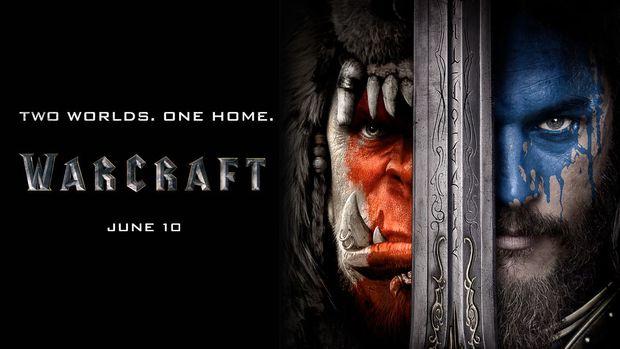 BlizzCon 2015 warcraft movie trailer