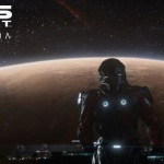 Mass Effect Andromeda: קומנדר שפרד מעביר את הלפיד