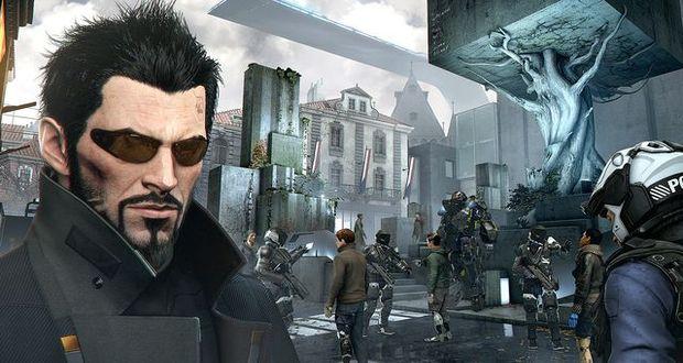 Deus Ex Mankind Divided נדחה ל-23 באוגוסט,