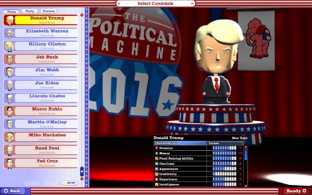 Donald Trump TPM16