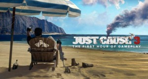 Just Cause 3 Watch the first hour of gameplay