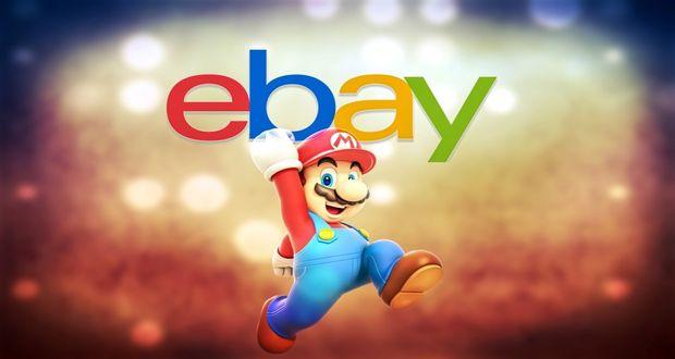 Nintendo eBay store