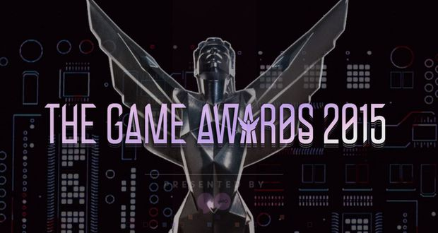 The Game Awards 2015 set for December 3