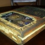 חלודה,ירקרקה ומדהימה: קונסולת XOne בעיצוב Fallout 4 שלא תמצאו בחנויות