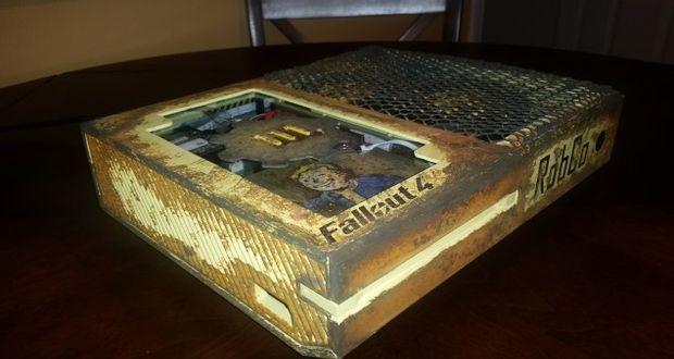 custom-modded Fallout 4 Xbox One