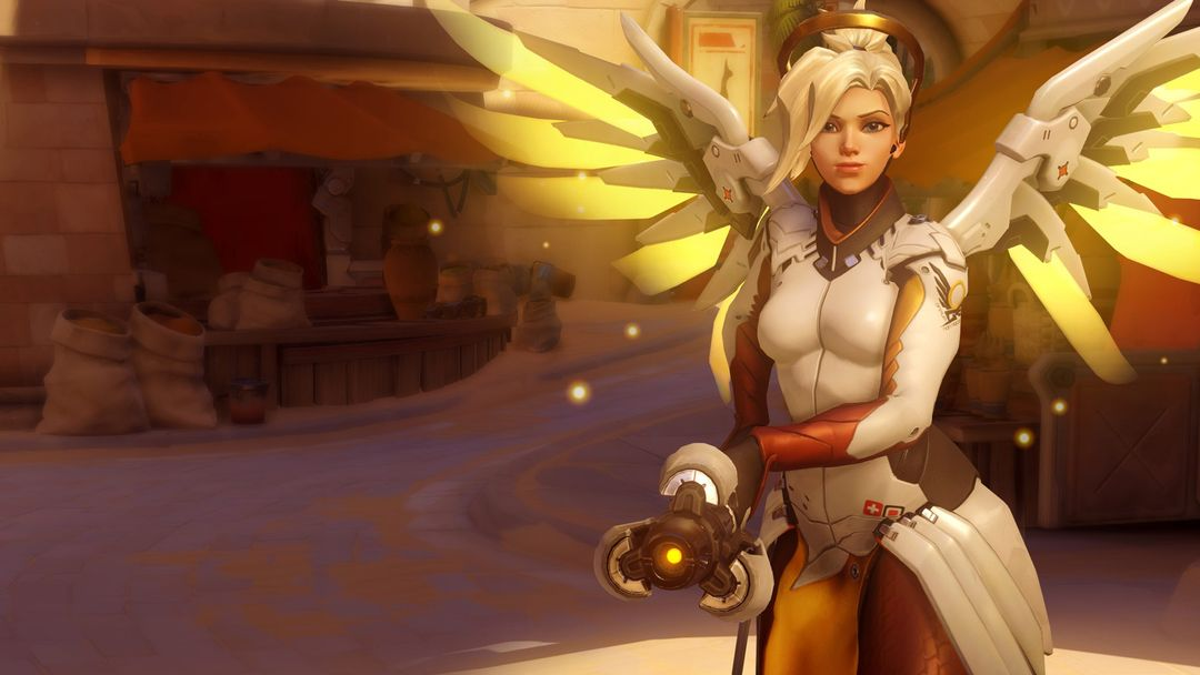 mercy-overwatch-girl