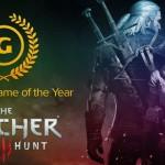 """קוטף התארים הסדרתי: """"The Witcher 3"""" נבחר למשחק השנה של גיימספוט"""