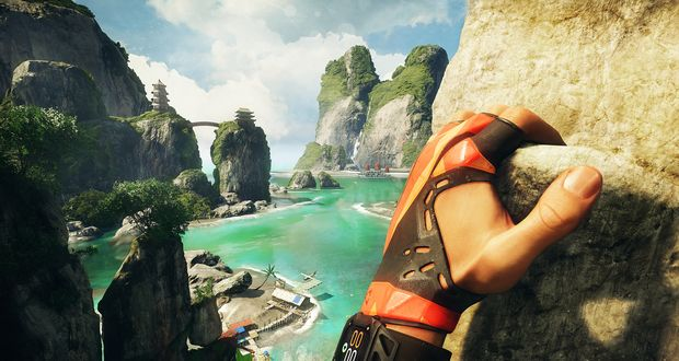 Crytek Announces Oculus Rift Exclusive VR Game The Climb