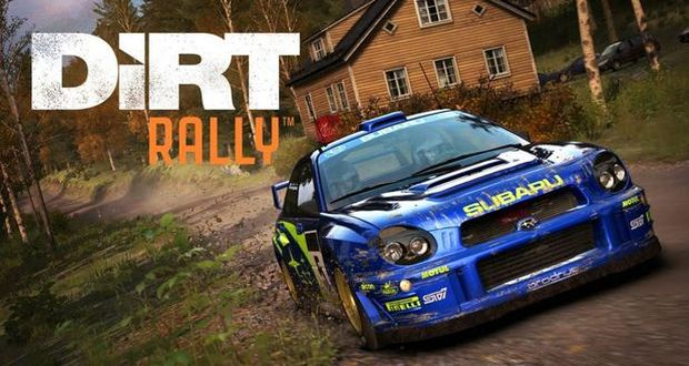 DiRT Rally Launches Today on Steam