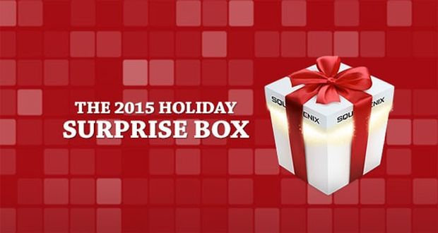 Square Enix 5-Game Bundle HOLIDAY
