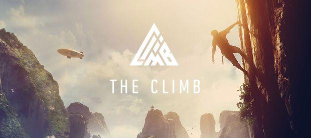 VR Game The Climb