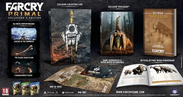 farcry primal collectors