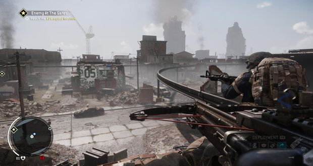 Homefront The Revolution CO OP