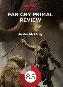 Far Cry Primal all reviews