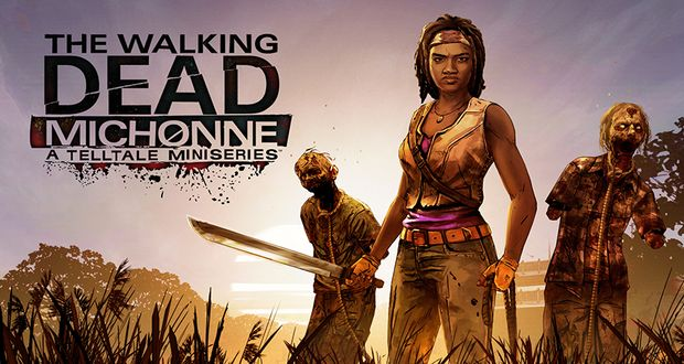 The Walking Dead Michonne Episode 1