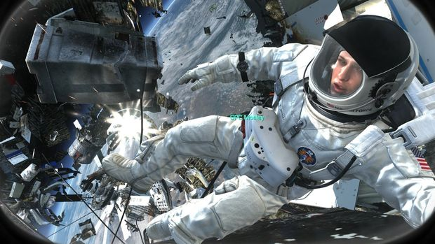 Call of Duty 2016 space combat