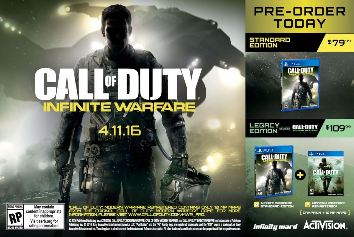 Call-of-Duty-Infinite-Warfare-M1-REMASTER
