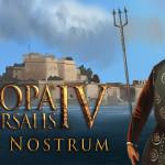 """הרחבת """"Mare Nostrum"""" של Europa Universalis יוצאת היום"""