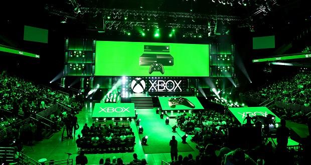 מסיבת העיתונאים של Xbox בשנה שעברה