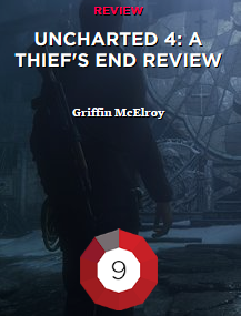 Uncharted 4 PS4 review
