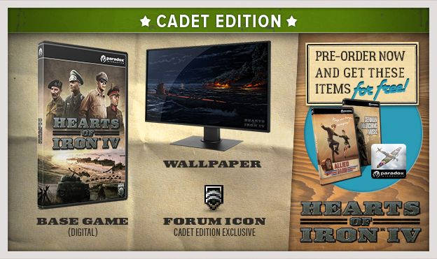 cadet-steamversion