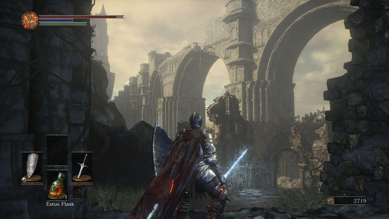 dark souls III REVIEW PC