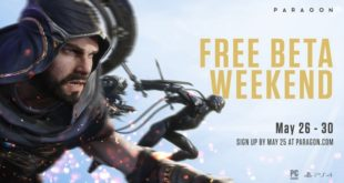 paragon-free-beta-weekend