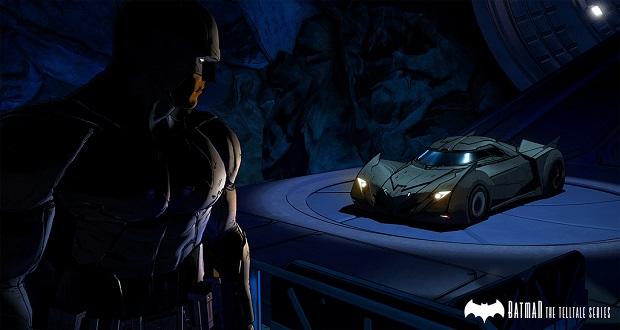 Gamepro Batman A Telltale Game
